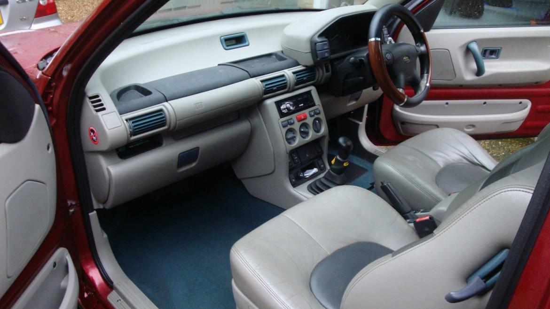 landrover freelander interior after surrey shine car valet. Black Bedroom Furniture Sets. Home Design Ideas