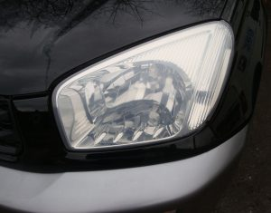 Cloudy Headlight Restoration - After