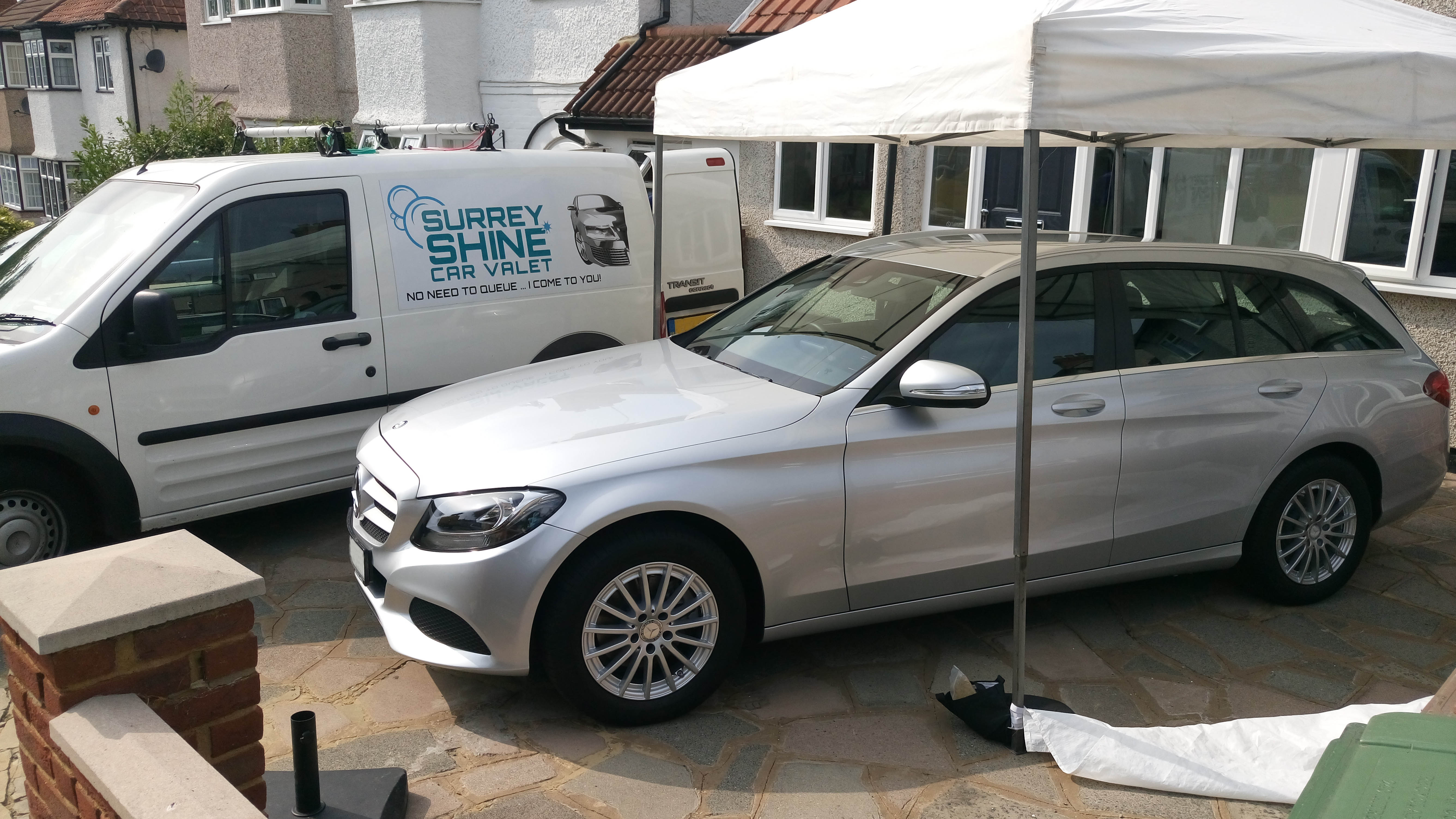 Surrey Shine Mobile Car Valet