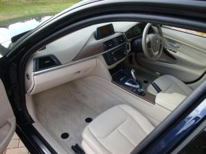 BMW 3-Series Interior After