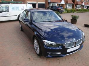 BMW 3-Series Exterior After