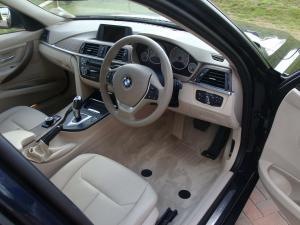 BMW 3-Series Interior After