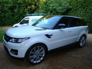 Range Rover Sport Exterior After