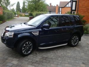 Land Rover Freelander 2 Exterior After