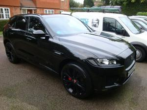 Jaguar F-Pace - Maintenance Clean