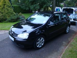 Volkswagen Golf Exterior After