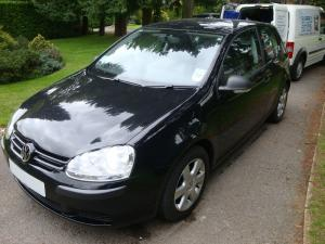 Volkswagen Golf Exterior Before