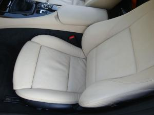 BMW Z4 Interior Valet After