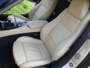 BMW Z4 Interior Valet After