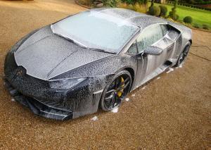 Lamborghini Huracan Exterior - Before