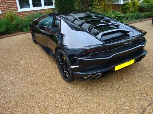 Lamborghini Huracan Exterior - After