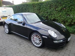 Porsche 911 Exterior Detail